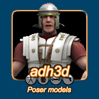 Roman Legionary Themed Clothing adh3d
