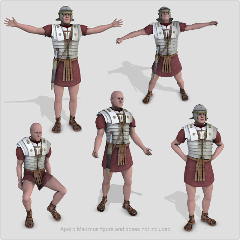 Roman Legionary. This product has an extended license available. View the u0027Extendedu0027 tab below for further details.  sc 1 st  Renderosity & Roman Legionary 3D Models 3D Figure Assets adh3d