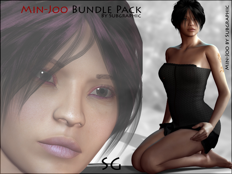 Min-Joo Bundle Pack for V4