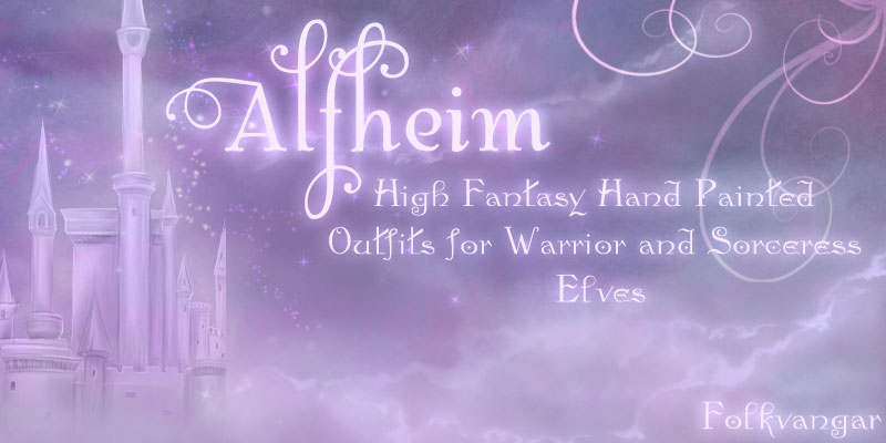 Alfheim - Handpainted Outfits by Folkvangar