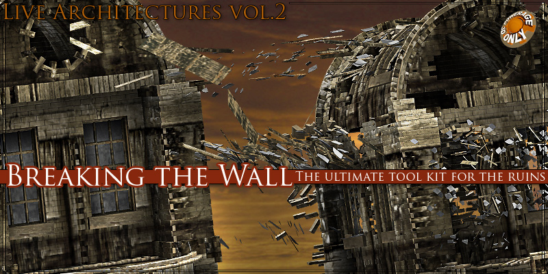 Breaking the wall - LA vol.2