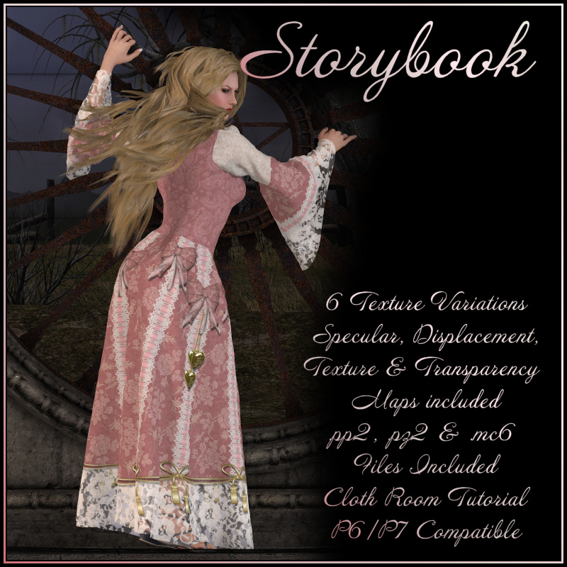 Storybook - V4 Dynamic Gown