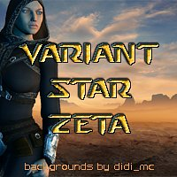 Variant Star Zeta 3D Models 2D Graphics didi_mc