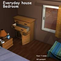 Everyday house - Bedroom image 2