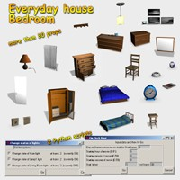 Everyday house - Bedroom image 3