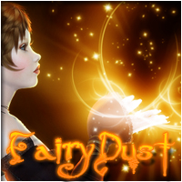 Fairy Dust 3D Models 2D Graphics patslash