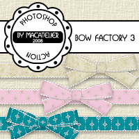 Bow Factory 3  macatelier