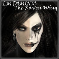 LM DOMINIC RAVENWING for M3  luciferino