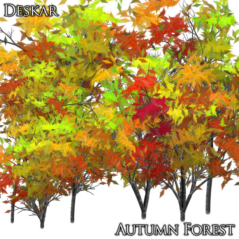 Deskar - Autumn Forest