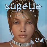 Aurelie for V4 3D Figure Essentials Thorne