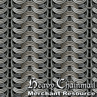 Heavy Chainmail - Merchant Resource 2D And/Or Merchant Resources Themed designfera