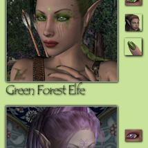 Zoe Forest Elfe image 2