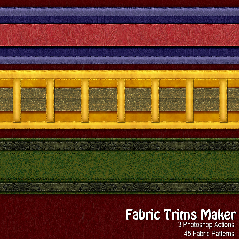 Fabric Trims Maker