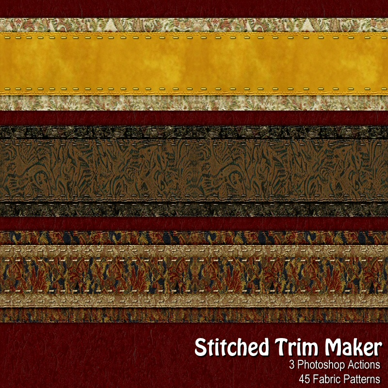 Stitched Trims Maker