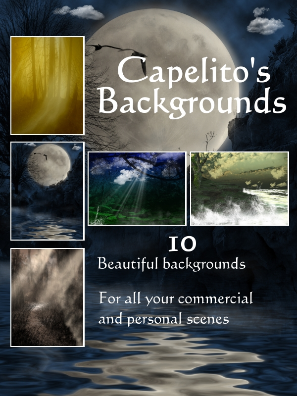Capelitos backgrounds
