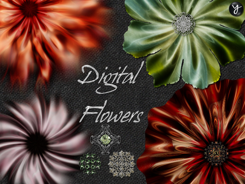 Digital Flowers