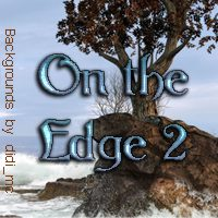 On the Edge 2 3D Models 2D Graphics didi_mc