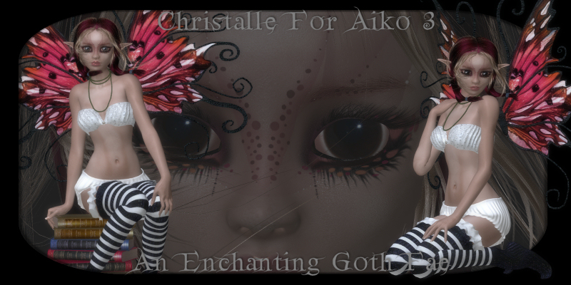 Christalle For Aiko 3