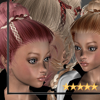 Kalyke Hair DC Special  _Breeze