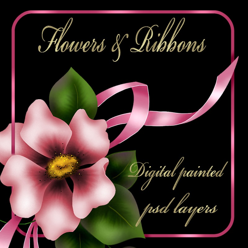 Flowers & Ribbons