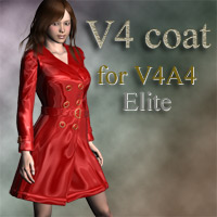 V4coat 3D Figure Essentials kobamax