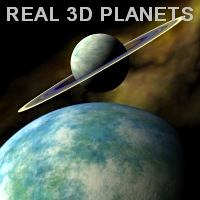 Planet Suite 3D Models 2D Graphics RubiconDigital