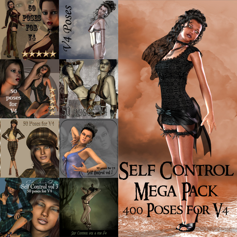 Self Control Mega Pack