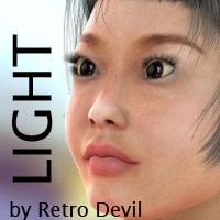 LIGHT  by RetroDevil