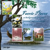 Faerie Places  capelito