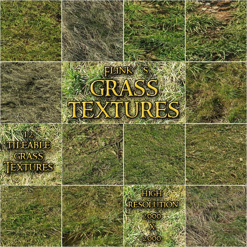 Flinks Grass Textures