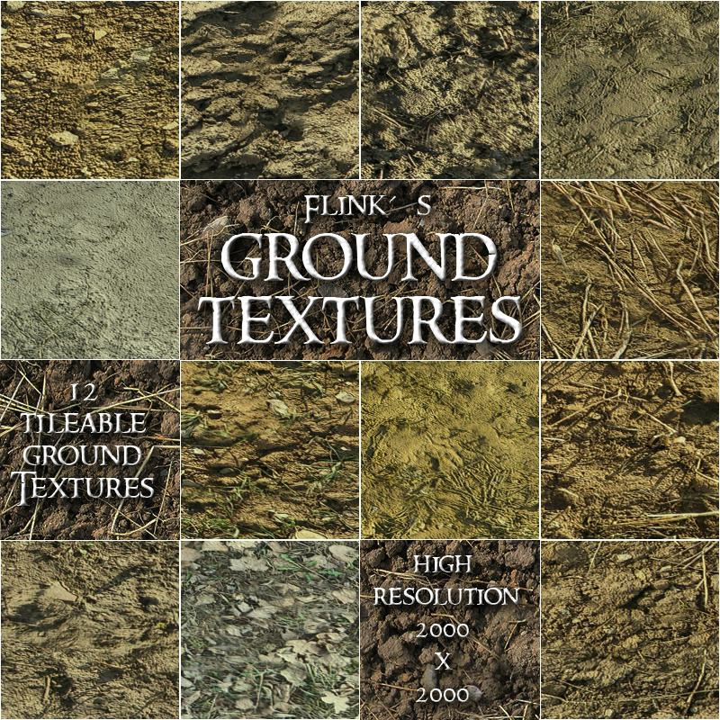 Flinks Ground Textures