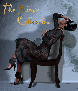 The Private Collection 3D Models Lights OR Cameras SaintFox