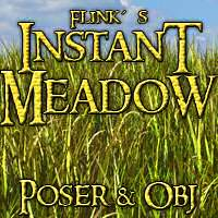 Flinks Instant Meadow 3D Models Flink