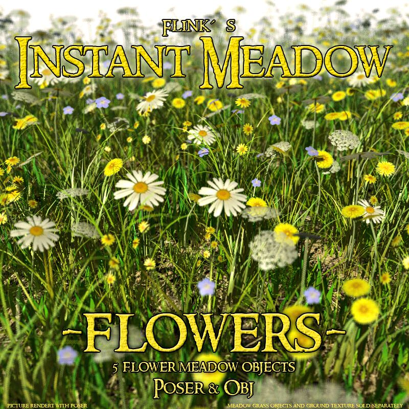 Flinks Instant Meadow - Flowers