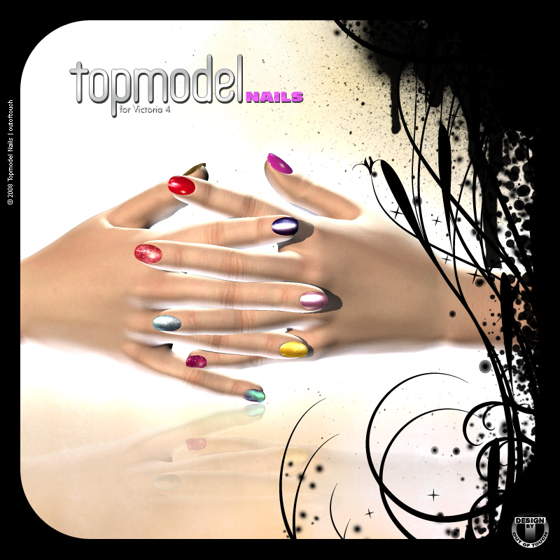 Topmodel Nails for V4 & A4