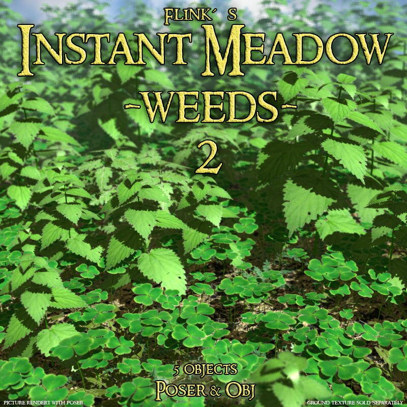 Flinks Instant Meadow - Weeds 2