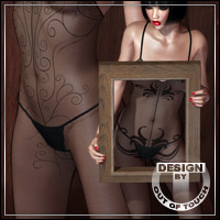 °Miracles° Textures for V4A4 Bodystockings Set by billy-t 3D Figure Assets outoftouch