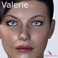 Valerie 3D Figure Essentials chris1972