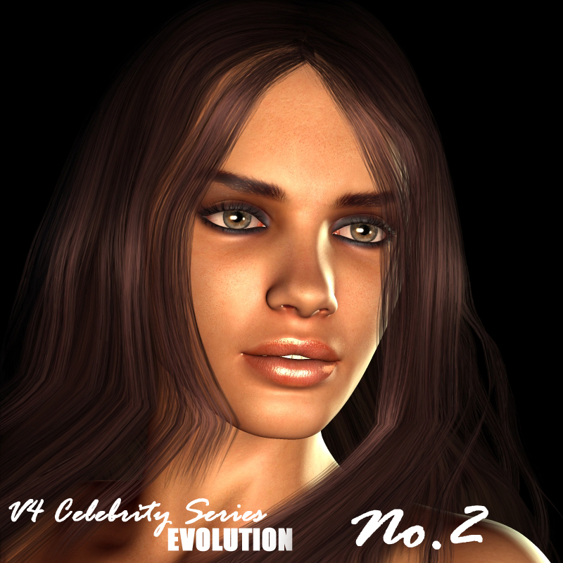 V4 Celebrity Series EVOLUTION: No.2
