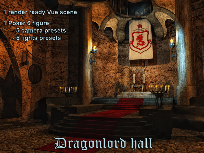 Dragonlord Hall