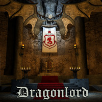 Dragonlord Hall 3D Models deadhead