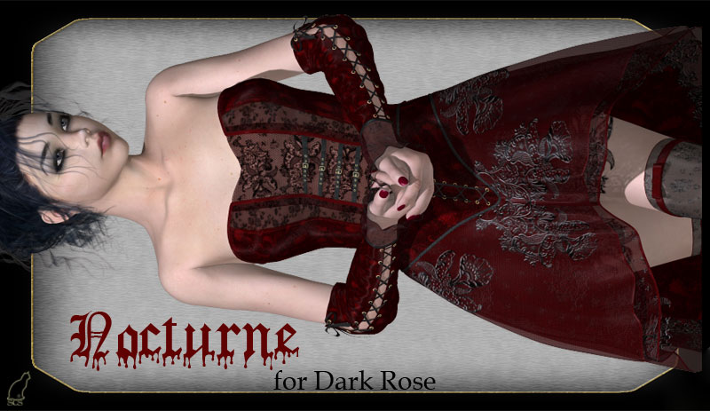 Nocturne for Dark Rose