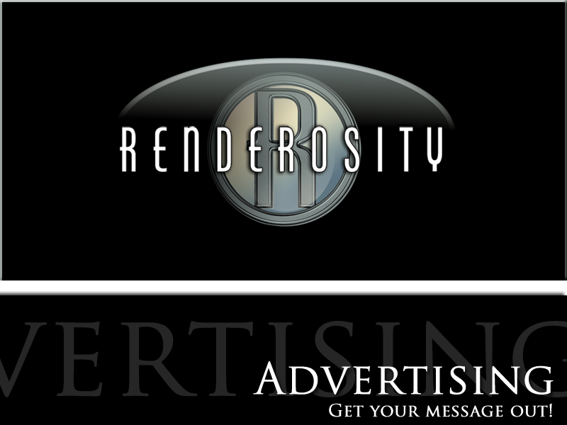 Renderosity Banner Ads