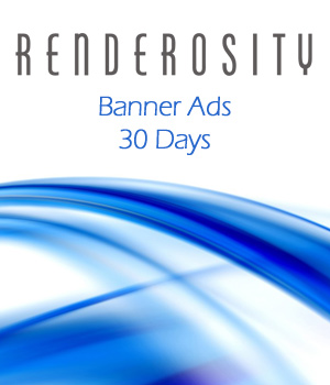 Renderosity Banner Ads Services/Rosity Stuff Store Staff