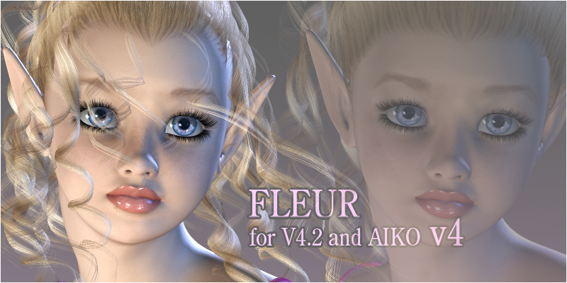 Fleur for V4.2 and Aiko 4