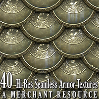 Armor - Merchant Resource 3D Models 2D Graphics designfera