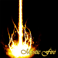 Mystic Fire 3D Models 2D Graphics designfera