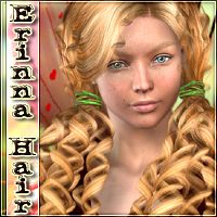 Erinna Hair 3D Figure Essentials Mairy
