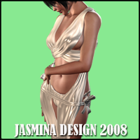 EXOTIC DRESS SET FOR V4 & Python Program Clothing jasmina