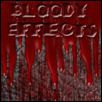 Bloody Effects 2D Graphics mystikel